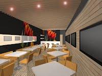 Cafe - snack bar, Χώρα Τήνου